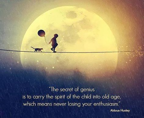 Aldous Huxley The Secret Of Genius