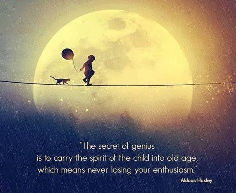 Aldous Huxley The Secret Of Genius