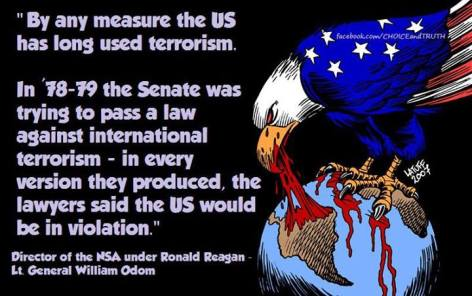 By Any Measure The US Has Long Used Terrorism