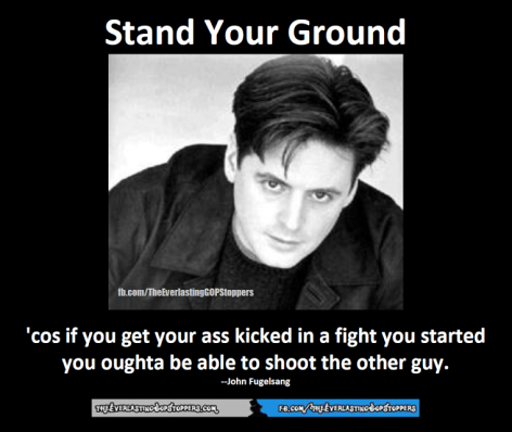 John Fugelsang Stand Your Ground