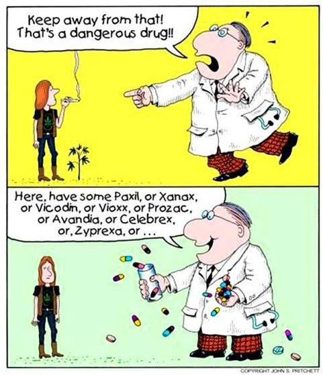 Keep Away From That Dangerous Drug