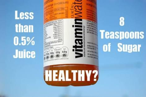 Less Than 0.5% Juice 8 Teaspoons Of Sugar Healthy