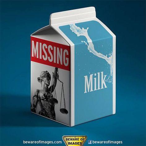 Missing Justice Milk