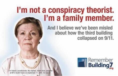 Valerie Lucznikowska I'm Not A Conspiracy Theorist I'm A Family Member