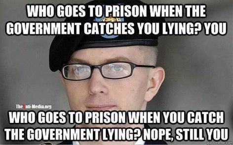 Who Goes To Prison When The Government Catches You Lying