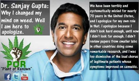 Dr Sanjay Gupta Why I Changed My Mind On Weed