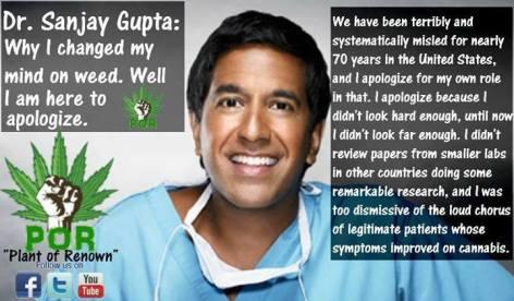 Dr Sanjay Gupta Why I Changed My Mind On Weed