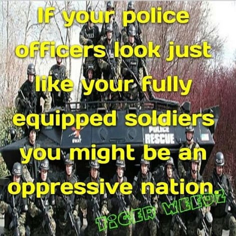If Your Police Officers Look Just