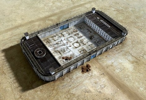 iPhone Prison Escape