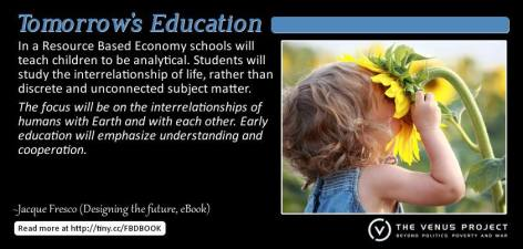 Jacque Fresco In A Resource Based Economy Schools
