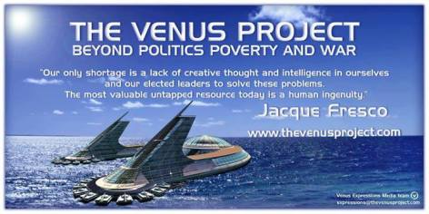Jacque Fresco Our Only Shortage Is