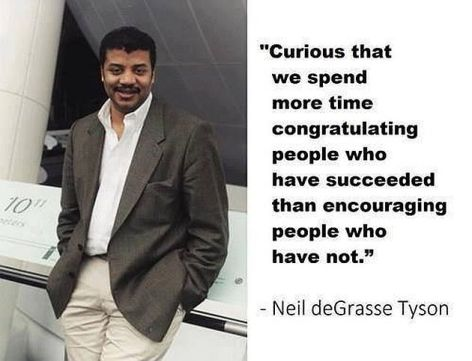 Neil deGrasse Tyson Curious That We
