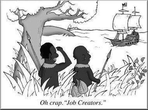 Oh Crap Job Creators