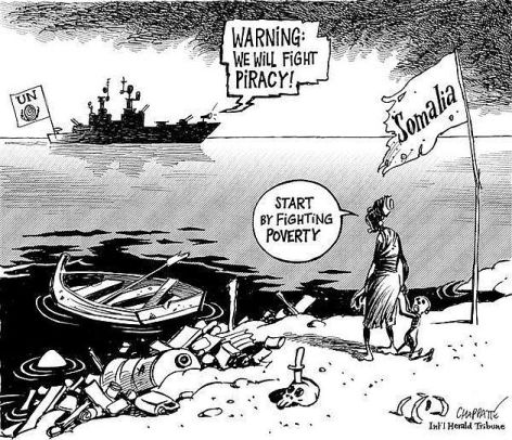 UN Warning We Will Fight Piracy Somalia Start By Fighting Poverty