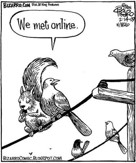 We Met Online