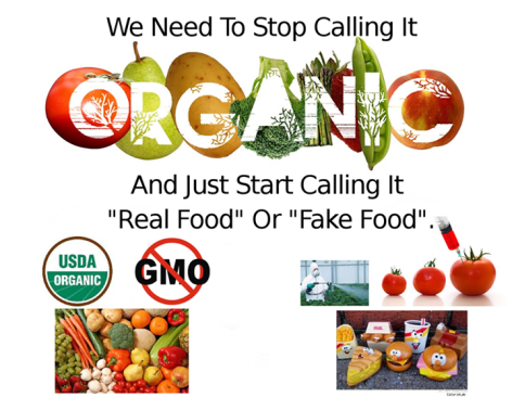 We Need To Stop Calling It Organic