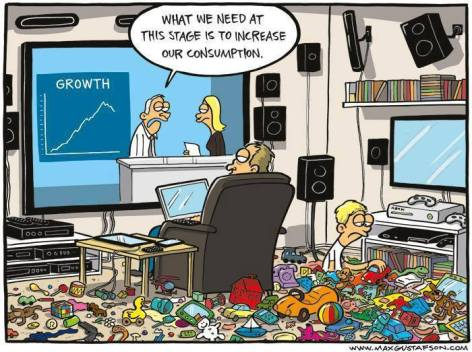 What We Need At This Stage Is To Increase Our Consumption
