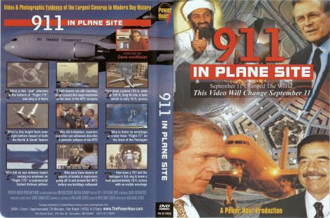 911 In Plane Site DVD Cover