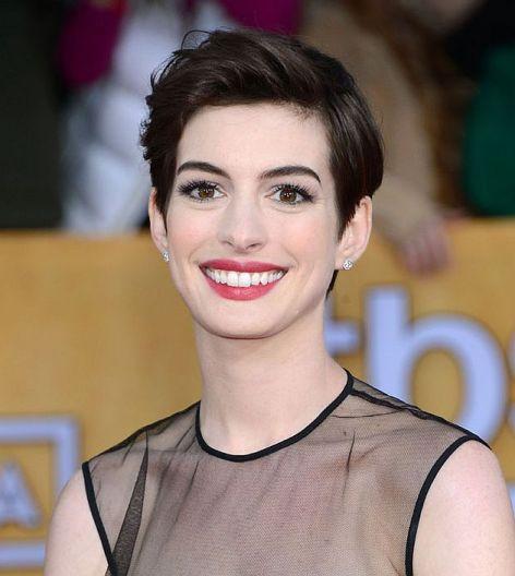 Anne Hathaway: Vegan