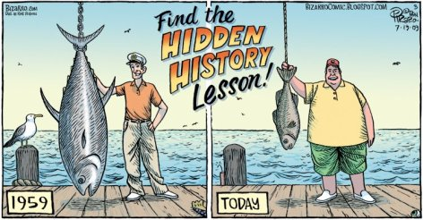 Find The Hidden History Lesson 1959 Today