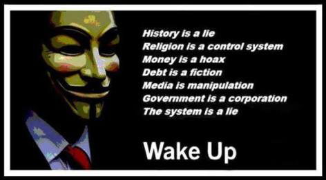 History Is A Lie Religion Is A Control