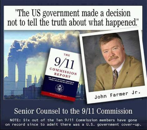 John Farmer Jr The US Government Made