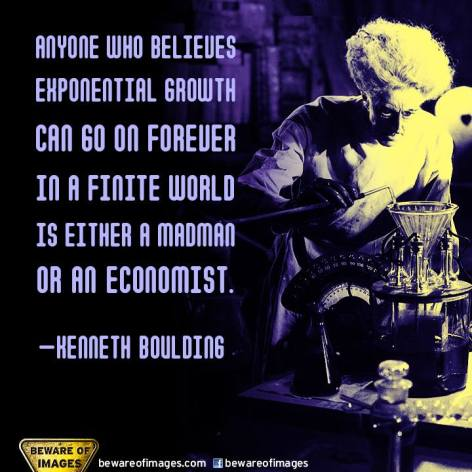 Kenneth Boulding Anyone Who Believes