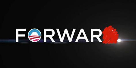Obama's Forward For War