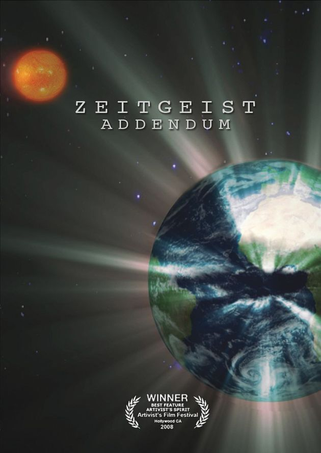 zeitgeist addendum movie poster