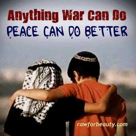 Anything War Can Do Peace Can Do Better