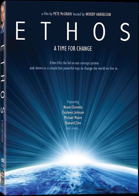 Ethos Cover Poster