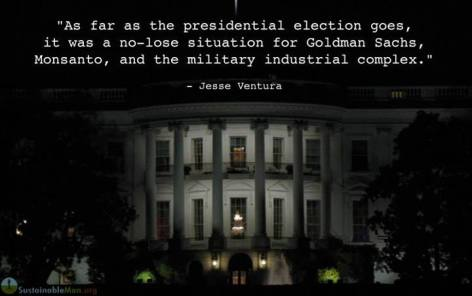 Jesse Ventura As Far As The Presidential