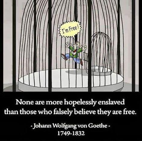 Johann Wolfgang von Goethe None Are