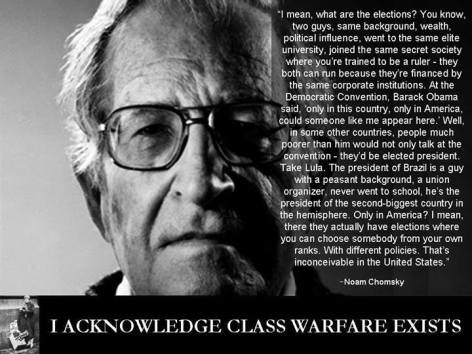 Noam Chomsky I Mean What Are The Elections