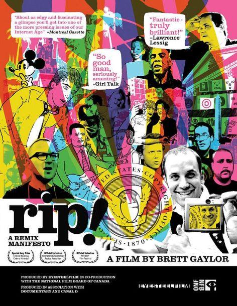 RiP - A Remix Manifesto