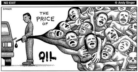 The Price Of OIl No Exit Andy Singer