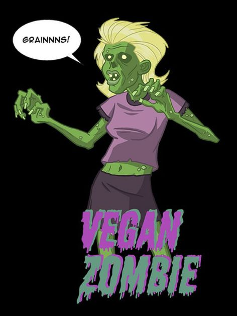 Vegan Zombies Grains