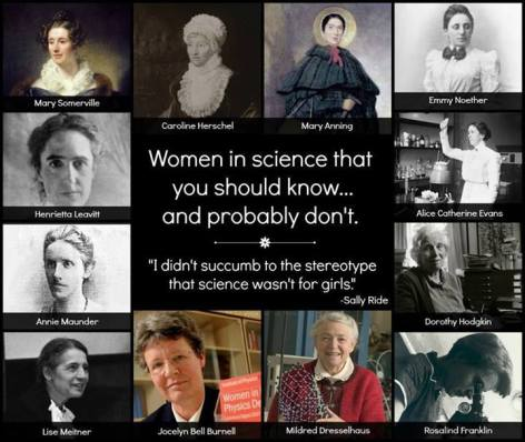 Women In Science That You Should Know And Probably Don't