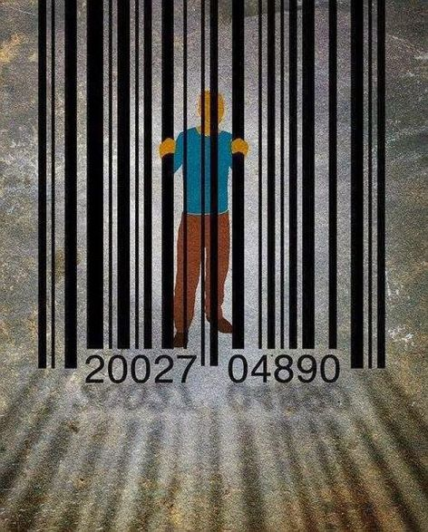 Behind Barcode Bars