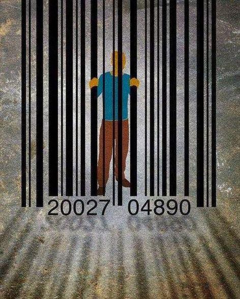 Behind Barcode Bars