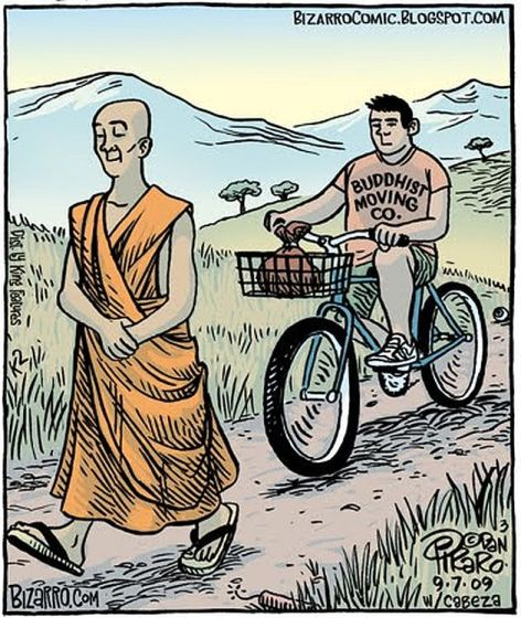 Buddhist Moving Company