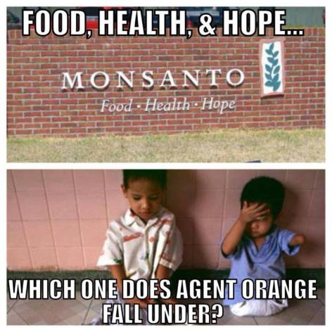 food health & hope monsanto which