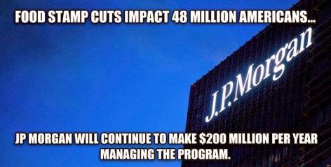 Food Stamp Cuts Impact 48 Million