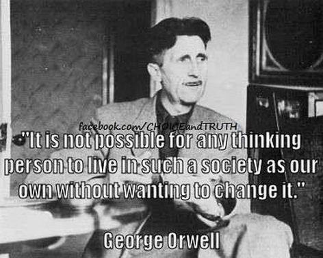 George Orwell It Is Not Possible For