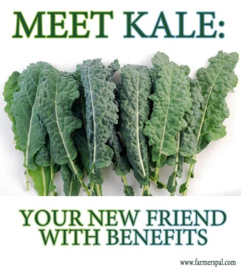 Meet Kale Your New Friend With Benefits