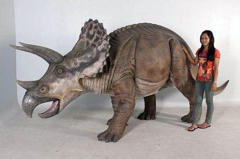 Triceratops Vegan 1