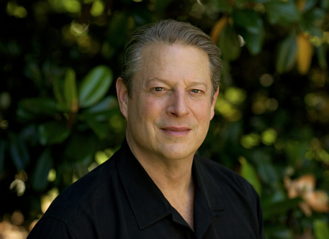 Al Gore Vegan