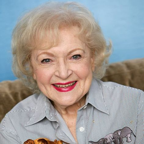 Betty White Vegan