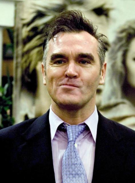 Morrissey Vegan1