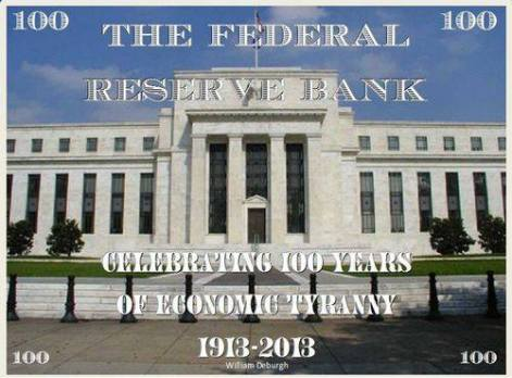 The Federal Reserve Bank Celebrating